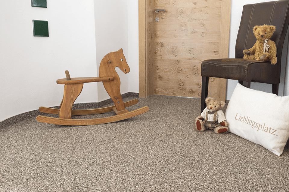 Natursteinteppich Ein Boden Mit Wohnfuhlfaktor Innen Und Aussen